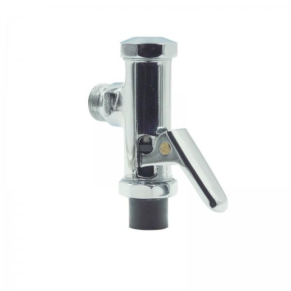 Urinal Druckspüler 3/4 Zoll Wandanschluss